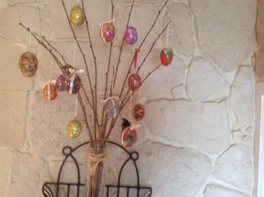 Mon arbre à œufs